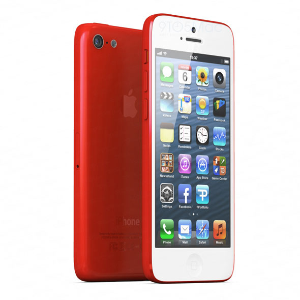 iphone-low-cost-rojo