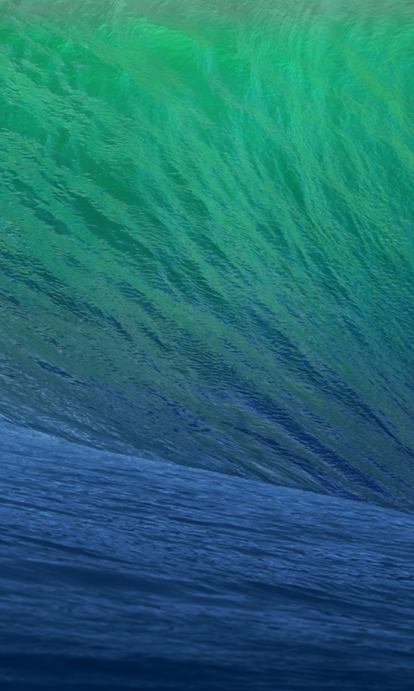 Wallpaper HD para iPhone 5 y Mac de Mac OS Mavericks
