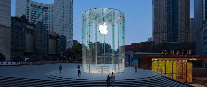 Apple-Store_China-Jiefangbei