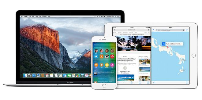 iOS-9_OS-X_El-Capitan_10-11_iPhone-6s_iPad-Air-2_Macbook