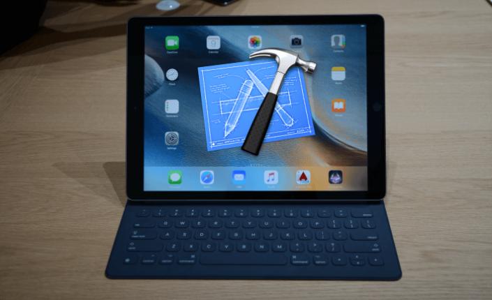 iPad-Pro_Xcode