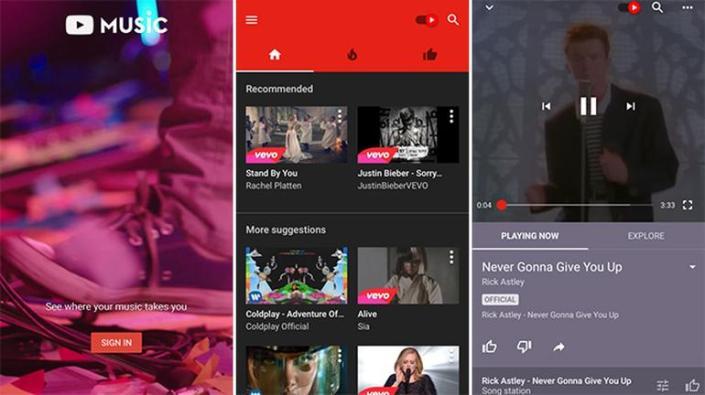 Youtube-Music_screenshot