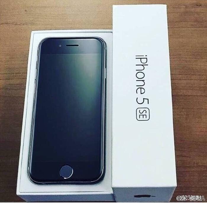 9622a7b7d33 Se filtran imágenes reales del iPhone 5se y y revelan un elegante ...
