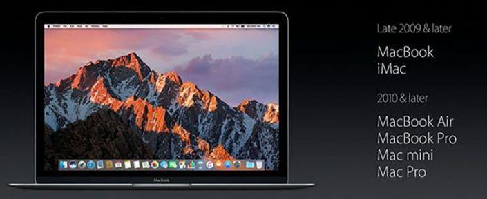 Apple_WWDC16_macOS-Sierra_compatibilidad_