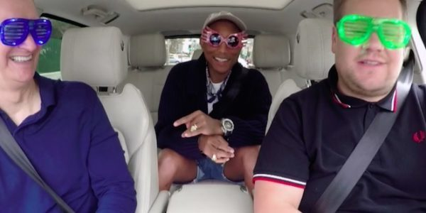 tim-cook_carpool-karaoke_james-corden_pharrell-williams