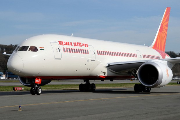 Boeing 787-8 Dreamliner de Air India