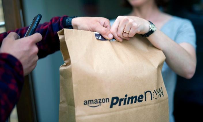 UNP: Amazon Prime Now launched in London, UK