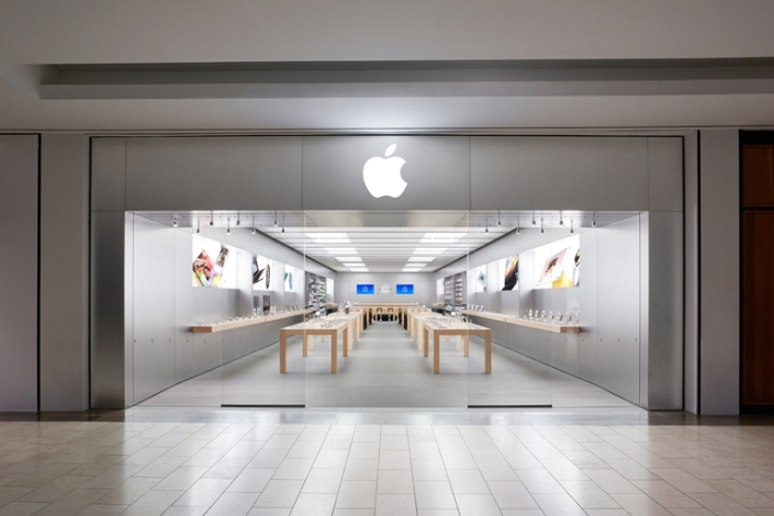 Apple Store Natick Collection, en Massachussets
