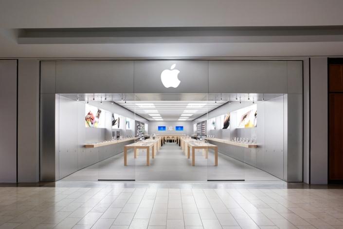 Apple Store Natick Collection, en Massachussets