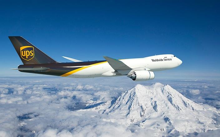 Boeing 747-8F de UPS